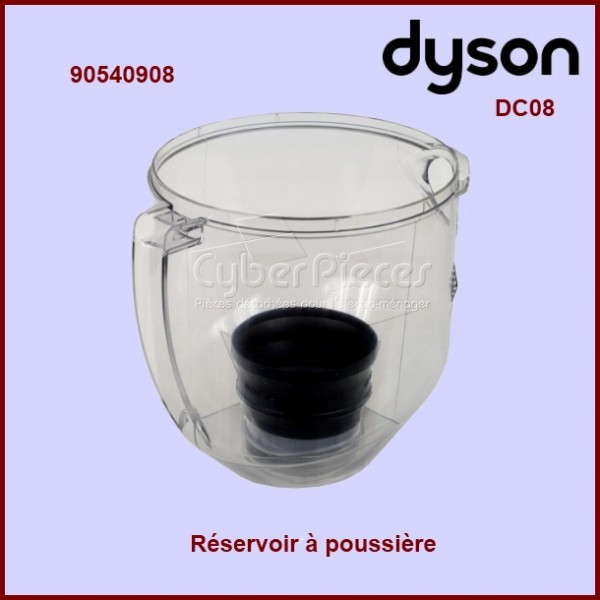 r servoir dyson 90540908 pour aspirateur petit electromenager pieces detachees electromenager. Black Bedroom Furniture Sets. Home Design Ideas