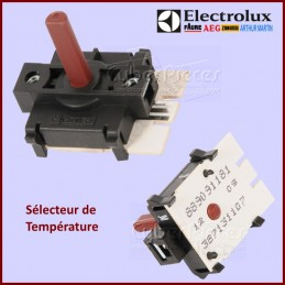 Sélecteur +/- Electrolux...