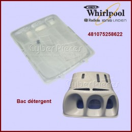 Bac détergent Whirlpool 481075258622 CYB-191753