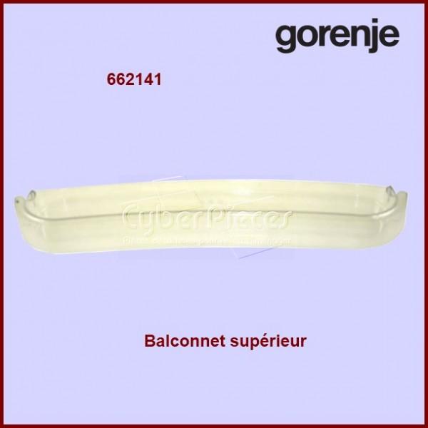 Balconnet supérieur Gorenje 662141