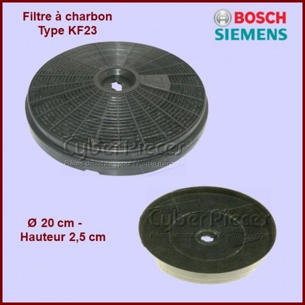 Filtre à charbon Type KF23