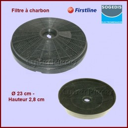 Filtre à charbon Firstline
