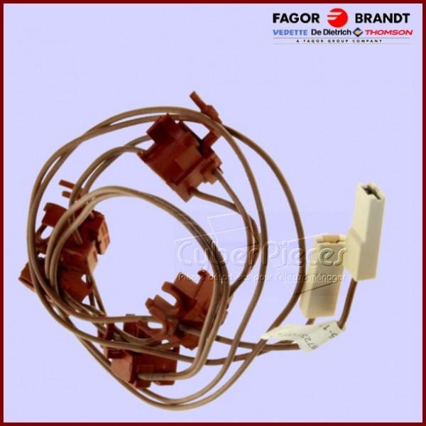 Interrupteurs d'allumeur AS6006087 Brandt