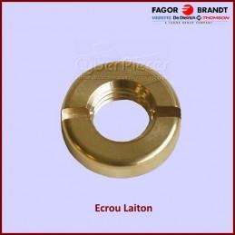 Ecrou laiton X110023N4 Brandt CYB-249645