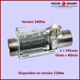 Tube de Chauffe 2400w Brandt V12I000E2 CYB-012577