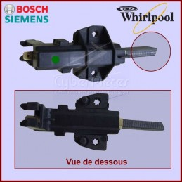 Charbon moteur avec support 31x13,5x5 481236248004 - 51X9270 COP-008211