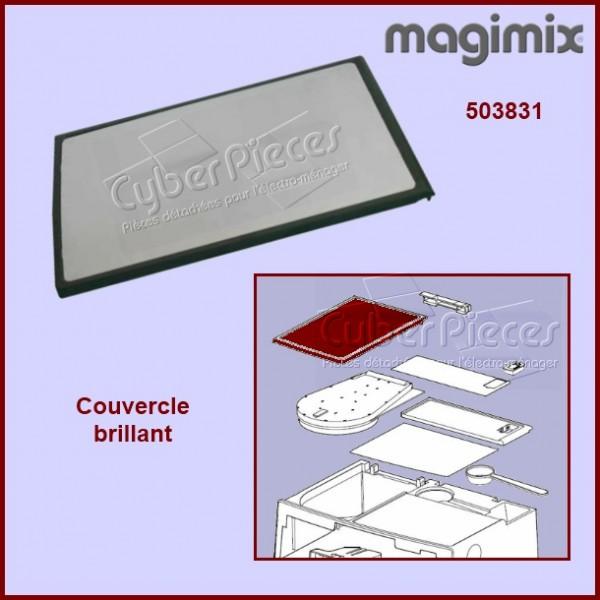 Couvercle filtre brillant cafetière Magimix 503831