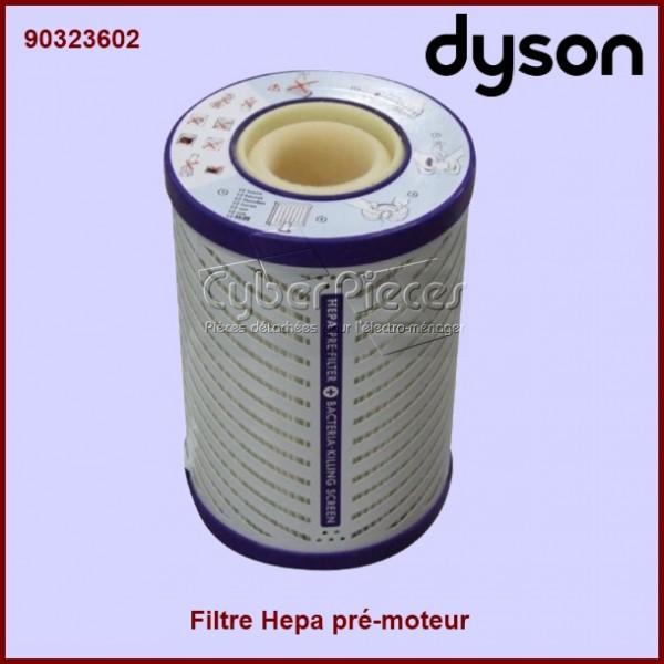 filtre pr moteur dyson 90323602 pour aspirateur petit electromenager pieces detachees. Black Bedroom Furniture Sets. Home Design Ideas