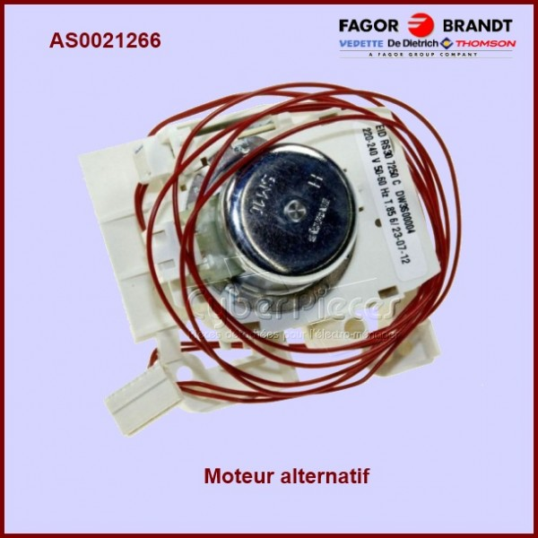 Moteur alternatif Brandt AS0021266