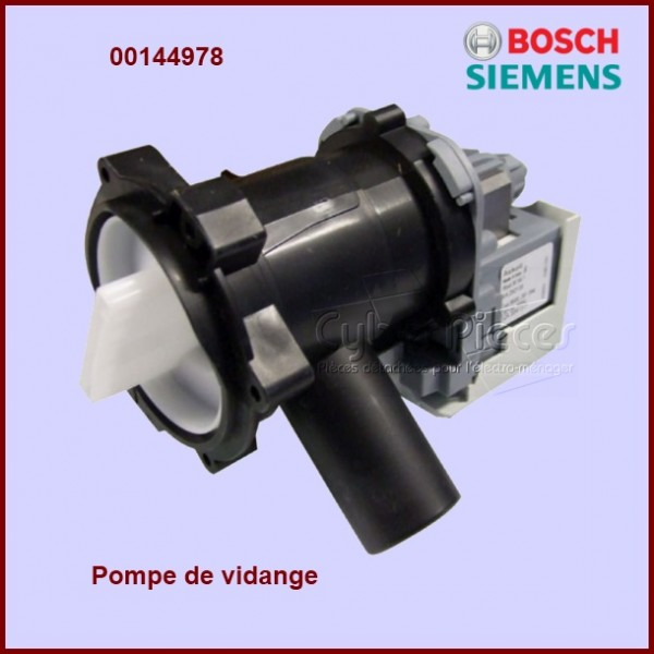 Pompe de vidange Origine Bosch 00144978 origine constructeur