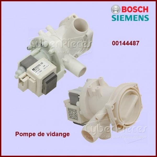 pompe de vidange bosch 00144487 g n rique pour pompe de vidange machine a laver lavage pieces. Black Bedroom Furniture Sets. Home Design Ideas