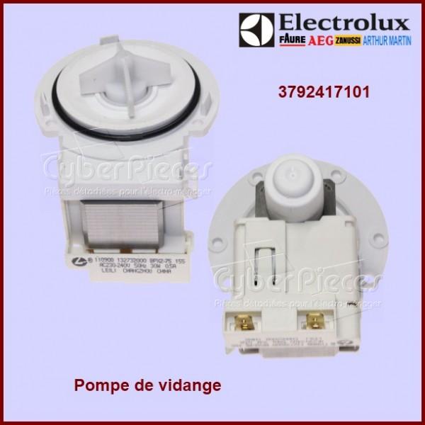 Pompe de vidange Electrolux 3792417101 -