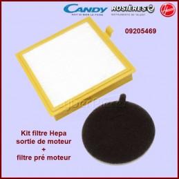 Kit filtre Hepa U27 Hoover...