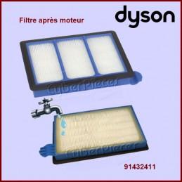 Filtre après moteur Dyson...