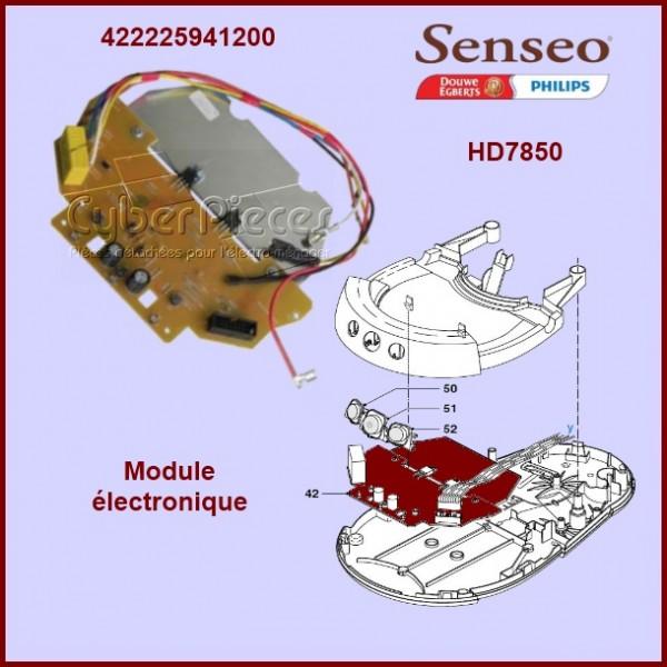 Carte électronique red Senseo 422225941200