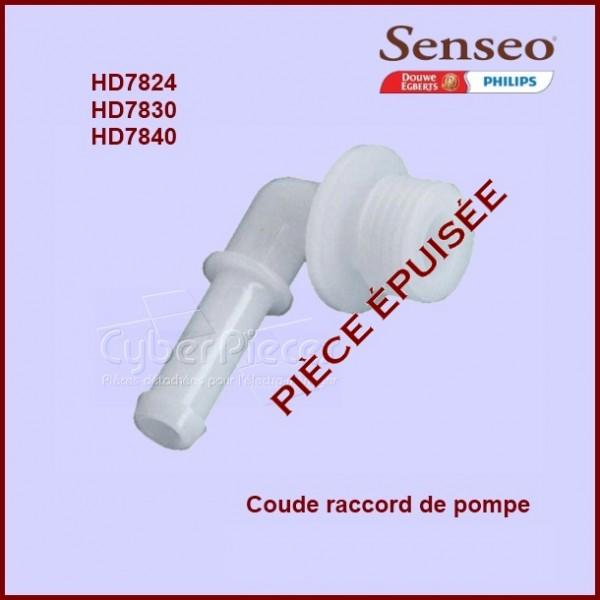 Coude raccord de pompe - 422224735880***PLUS LIVRABLE***