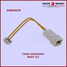 Câble connecteur Rast 2,5 -...