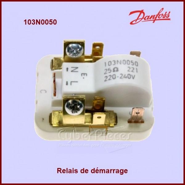 Relais de démarrage Danfoss 103N0050