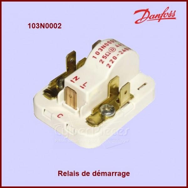 Relais Danfoss 103N0021 ou 103N0015 (avec Cosse