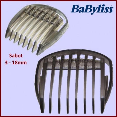 Peigne de tondeuse 3-18mm Babyliss 35807091