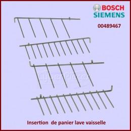 Insertion panier lave vaisselle Bosch 00489467 CYB-293945