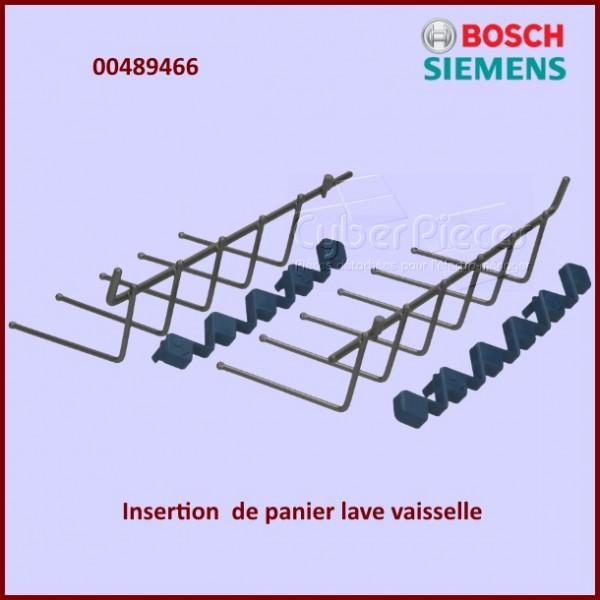 Insertion panier lave vaisselle 00489466