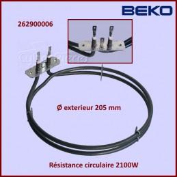 Résistance Circulaire 2100W Beko 262900006 CYB-065849