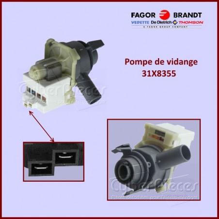 Pompe de vidange Brandt 31X8355
