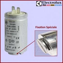 Condensateur 8,0µF (8mF) 1250020334 CYB-120401