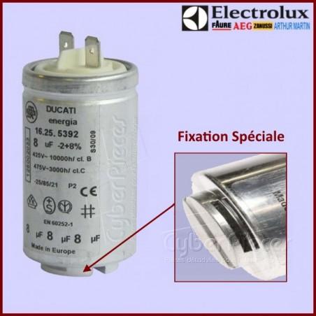 Condensateur 8,0µF (8,0MF) 1250020334
