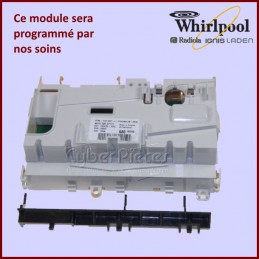 Carte électronique configuré Whirlpool 480140102001 GA-178334