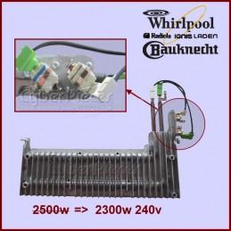 Résistance 2500W Whirlpool 481231028307 CYB-012874
