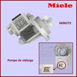 Pompe de vidange 30w DPS25-318 Miele 6696272 CYB-075718