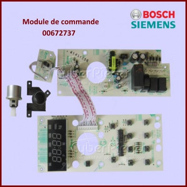 Module de commande Bosch 00672737