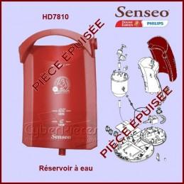 Réservoir rouge Senseo -...