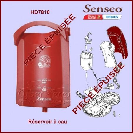 Réservoir rouge Senseo - 422225919980***épuisé***
