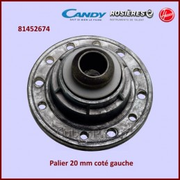 Palier axe 20 mm Candy 81452674 CYB-010238