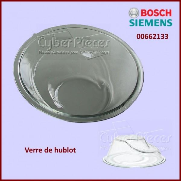 Verre de hublot Bosch 00662133