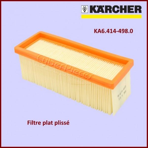 Filtre Plat Plissé Kärcher 64144980