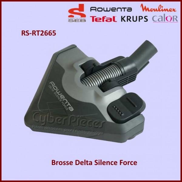 brosse delta silence triangulaire rs rt2665 pour aspirateur petit electromenager pieces. Black Bedroom Furniture Sets. Home Design Ideas