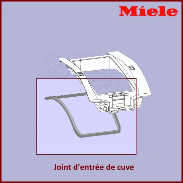 Joint Interieur De Porte Miele  Pour Machine A Laver Lavage