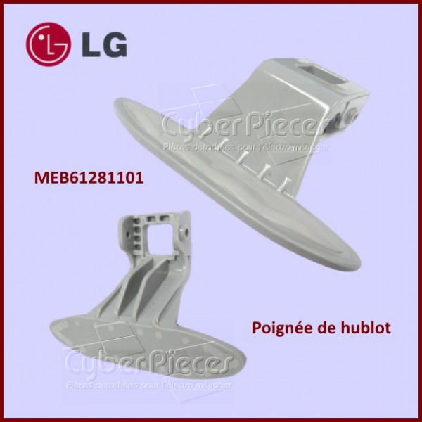 Poignée de Hublot LG MEB61281101