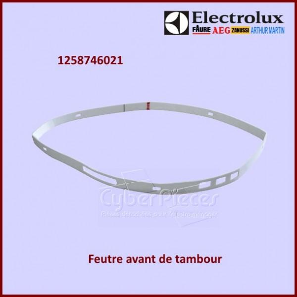 Joint de tambour avant pour sèche-linge Electrolux 1258746021