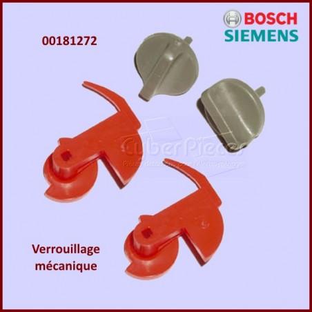 Verrouillage mécanique de hotte Bosch 00181272