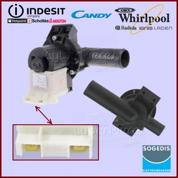 Pompe de vidange Whirlpool 481936018217
