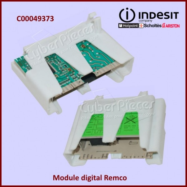 Carte Module digital REMCO 5506 Indesit C00049373