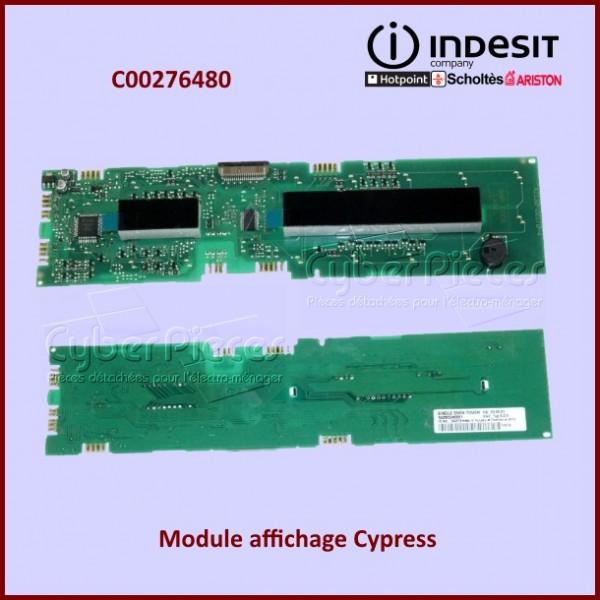 Module affichage CYPRESS Indesit C00276480