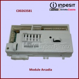 Carte électronique ARCADIA FULL WM-WD 1200 G Indesit C00263581 GA-345095