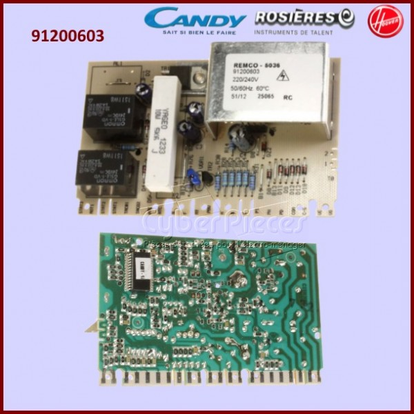 Carte électronique Remco 5036 Candy 91200603