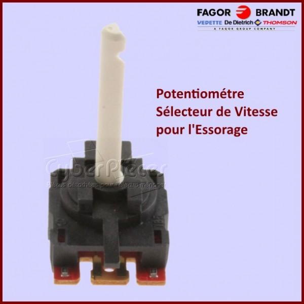 Potentiometre LE1D007A3 Brandt